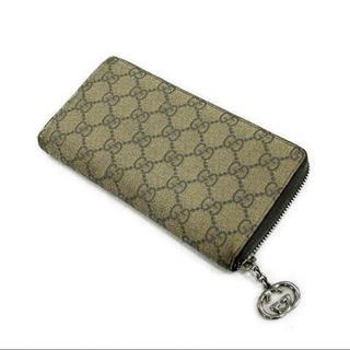 c926029bda38 グッチ グレー 長財布(メンズ)の通販 24点 | Gucciのメンズを買うならラクマ