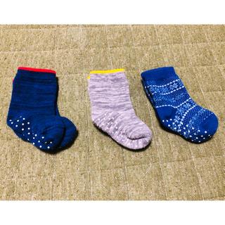 ユニクロ(UNIQLO)のソックス3足セット★(靴下/タイツ)