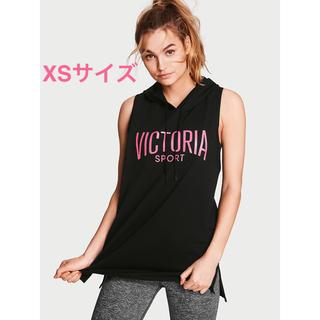 ヴィクトリアズシークレット(Victoria's Secret)のヴィクトリアシークレット タンクトップ パーカー XS【新品】【即日発送】(タンクトップ)