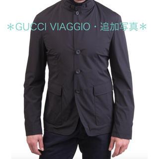 グッチ(Gucci)の【追加写真】GUCCI VIAGGIO(グッチ ヴイアッジョ)ナイロンジャケット(ナイロンジャケット)