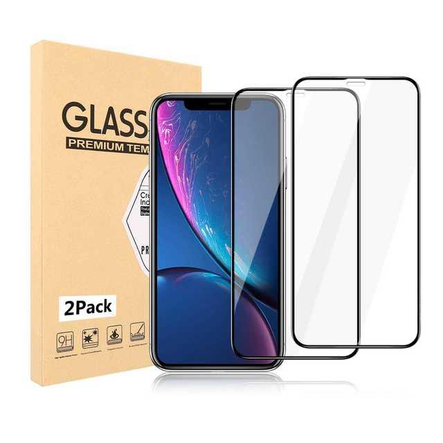 iphone xr ハード ケース - 【2枚セット】iPhone XR ガラスフイルム iPhone XR 強化ガラスの通販 by MDH's shop|ラクマ