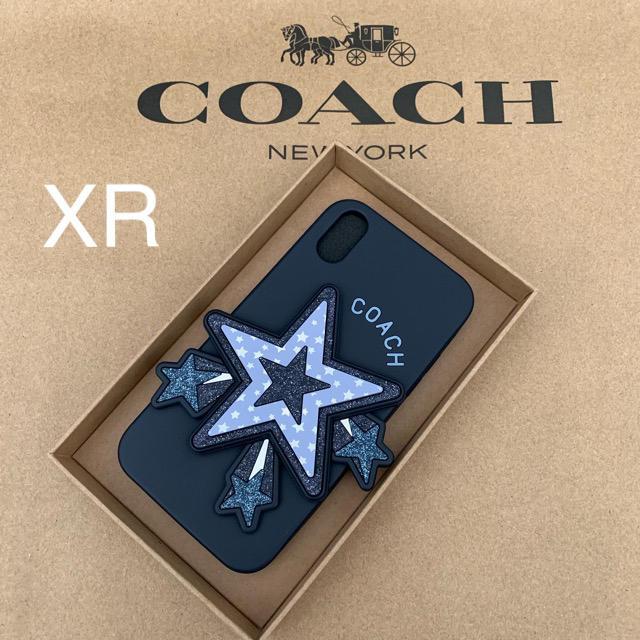 COACH - ☆COACH☆ iPhone XR シリコンケース【新品未使用】の通販 by chobi's shop|コーチならラクマ