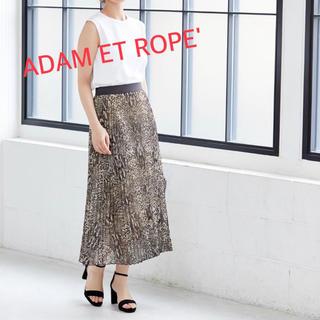 アダムエロぺ(Adam et Rope')のアダムエロペ 黒サンダル(サンダル)