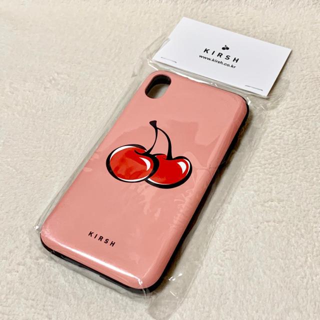 不二家 アイフォン8 ケース 芸能人 / 【新品】KIRSH iPhoneケース XRの通販 by ちむ's shop|ラクマ