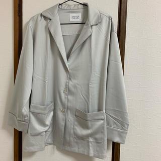 ローリーズファーム(LOWRYS FARM)のローリーズファーム シャツ(Tシャツ(長袖/七分))