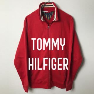 トミーヒルフィガー(TOMMY HILFIGER)のトミーヒルフィガー ジップアップジャケット ブルゾン(ブルゾン)