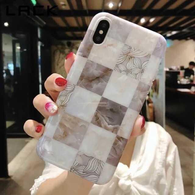 iphone7 ケース 嵐 - 大理石 花柄 お洒落 iPhoneXS 他iPhoneありの通販 by yuntan'shop|ラクマ