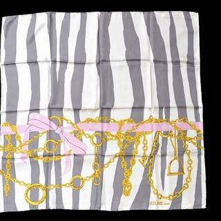 セリーヌ(celine)の■CELINE■silk scarf made in italy (バンダナ/スカーフ)