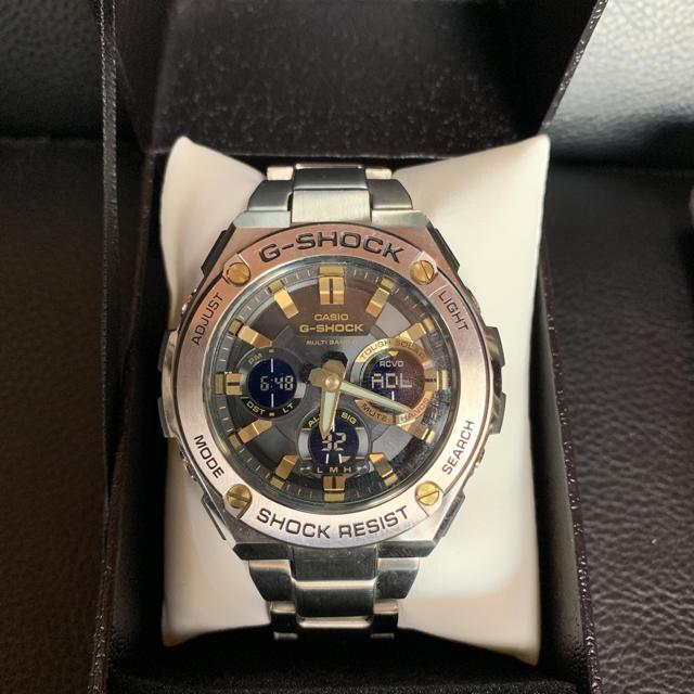 G-SHOCK - 腕時計 CASIO カシオ G-SHOCK GST-W1100 の通販 by あんこ's shop|ジーショックならラクマ