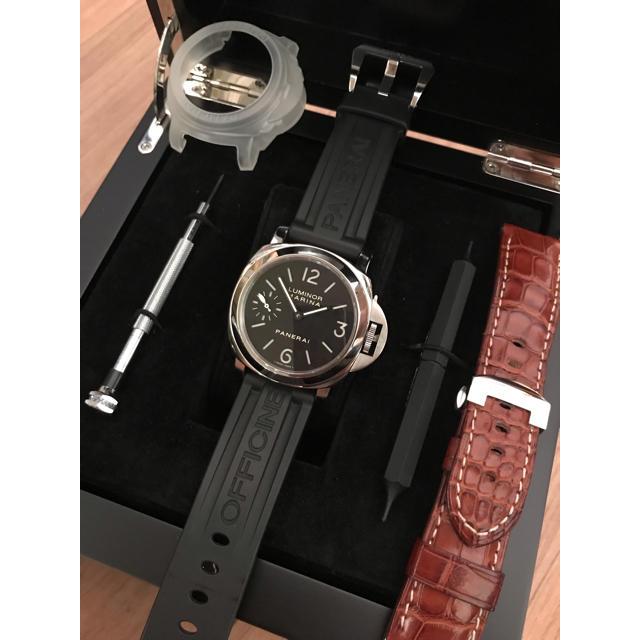 スーパー コピー ブライトリング 時計 自動巻き | PANERAI - パネライ PAM00111の通販 by rt54e|パネライならラクマ