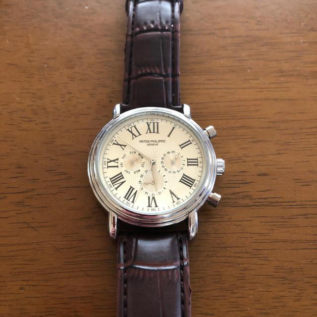PATEK PHILIPPE - PATEK PHILIPPE 自動巻 腕時計の通販 by Shigesan's shop|パテックフィリップならラクマ