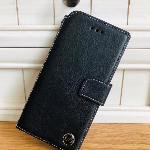 iphone87 ケース 、 本牛革ケース☆iPhone7.8.x.xs.XR.xs max手帳ケース(╹◡╹の通販 by モンキースター's shop|ラクマ