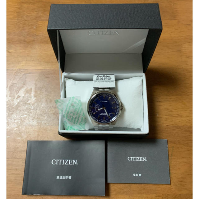 CITIZEN - 30%OFF!! CITIZEN パーフェックスマルチ3000 新品未使用の通販 by ヤーマン's shop|シチズンならラクマ