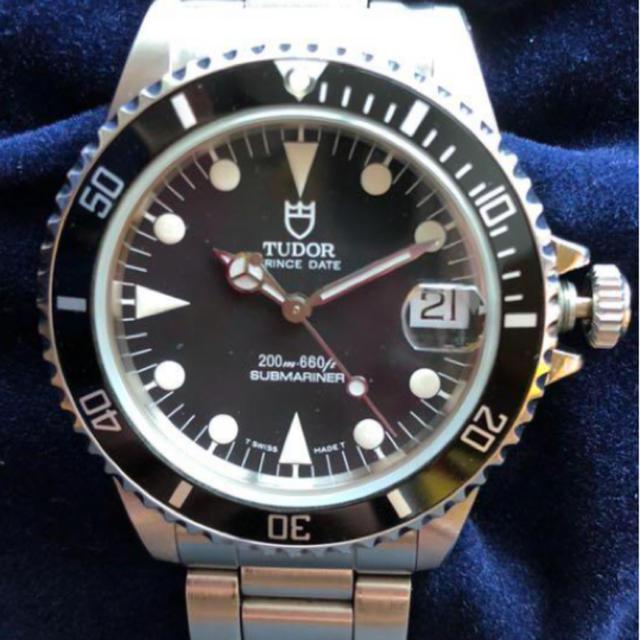 スーパーコピー 時計 ロレックスミルガウス / Tudor - チュードルサブマリーナボーイズサイズの通販 by カズ's shop|チュードルならラクマ