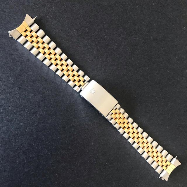 ジェイコブ 時計 レプリカ | ROLEX - ロレックス ジュビリーブレス 20ミリSS/K18 62523Hダレかなり少なめの通販 by K's diamond.co's shop|ロレックスならラクマ