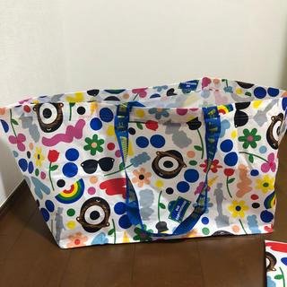 イケア(IKEA)のIKEA 限定 フォルンヤド ショッピングバッグ(ショップ袋)