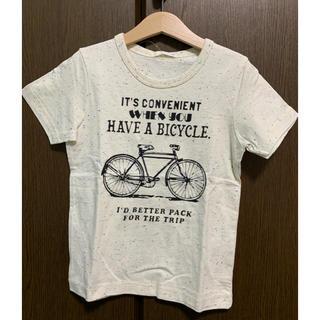 ジーユー(GU)のguキッズ  tシャツ 未使用110(Tシャツ/カットソー)