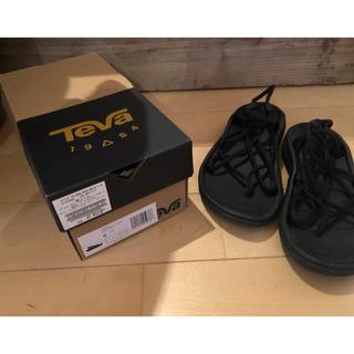 テバ(Teva)のアークチーズ様専用 TEVA ハリケーン インフィニティ  XLT 23センチ(サンダル)