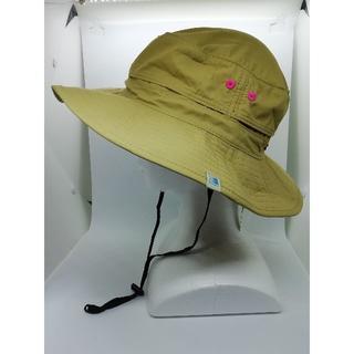 カリマー(karrimor)のカリマー karrimor ハット 帽子 ベージュピンク M(ハット)