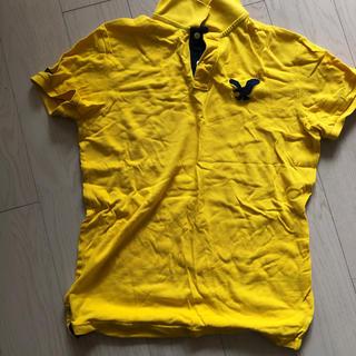 アメリカンイーグル(American Eagle)のポロシャツ(ポロシャツ)