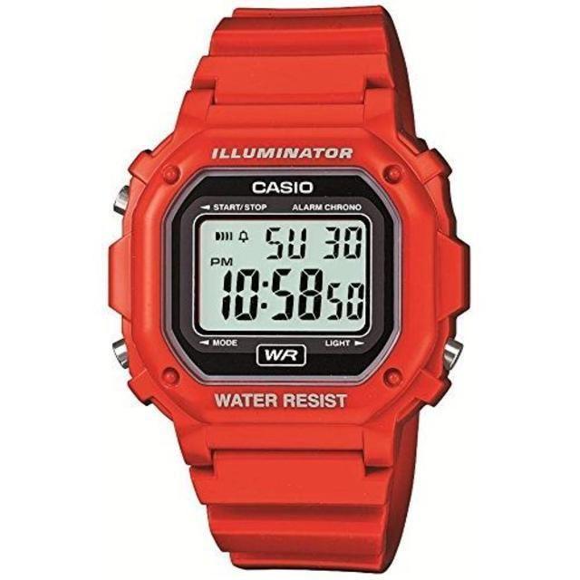 CASIO 腕時計 スタンダード F-108WHC-4A ¥@ ¥2,980 の通販 by ゆう's shop|ラクマ