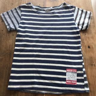 ニードルワークスーン(NEEDLE WORK SOON)のNEEDLE WORK Tシャツ(Tシャツ/カットソー)