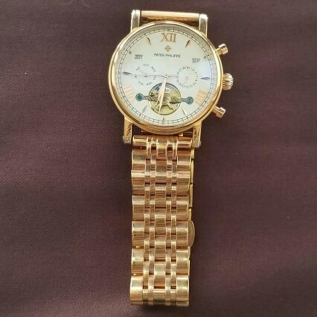 PATEK PHILIPPE - 特売セール 人気 時計 パテック・フィリップ デイトジャスト 高品質 新品 の通販 by pow255 's shop|パテックフィリップならラクマ