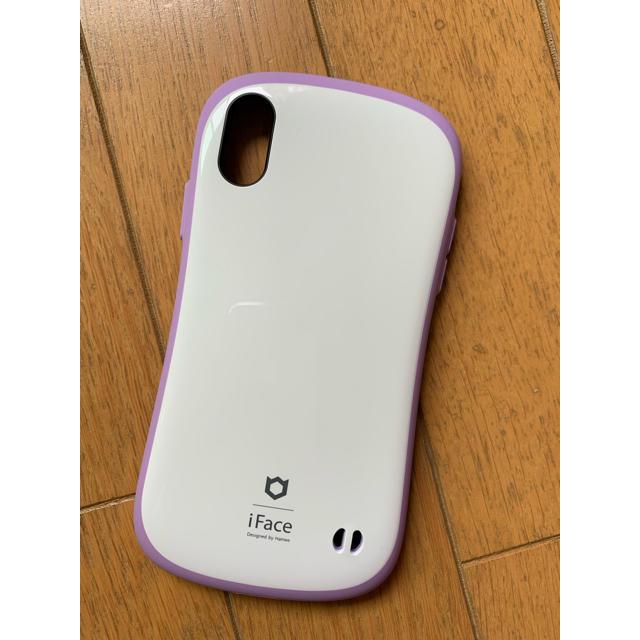 iphoneケース 話題 | iPhone - iFace パステル パープルの通販 by ゆう's shop|アイフォーンならラクマ