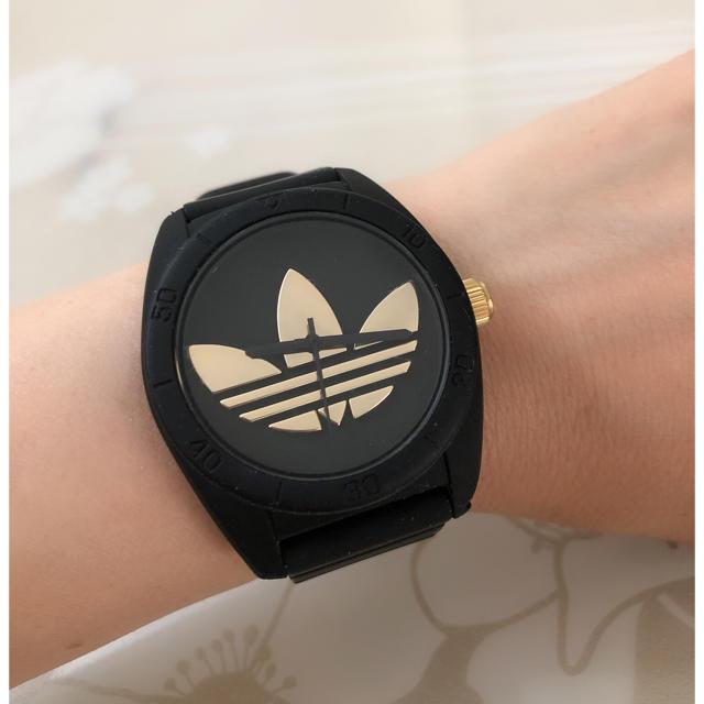 adidas - T079 美品★ アディダス  腕時計 電池交換済み メンズ レディースの通販 by Only悠's shop|アディダスならラクマ