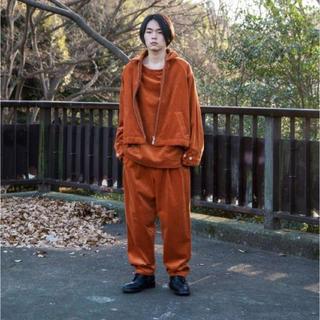 サンシー(SUNSEA)のyotsuba コーデュロイ セットアップ(セットアップ)