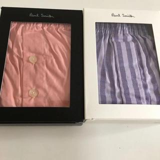 ポールスミス(Paul Smith)のポールスミス  トランクス メンズ パンツ 新品 2枚セット Mサイズ(トランクス)
