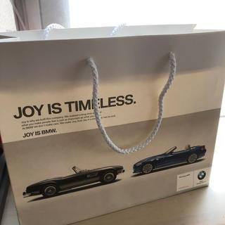 ビーエムダブリュー(BMW)のBMW★紙袋(ショップ袋)