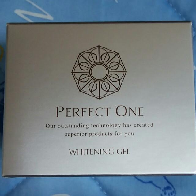 PERFECT ONE(パーフェクトワン)のパーフェクトワン ホワイトニングジェル コスメ/美容のスキンケア/基礎化粧品(オールインワン化粧品)の商品写真