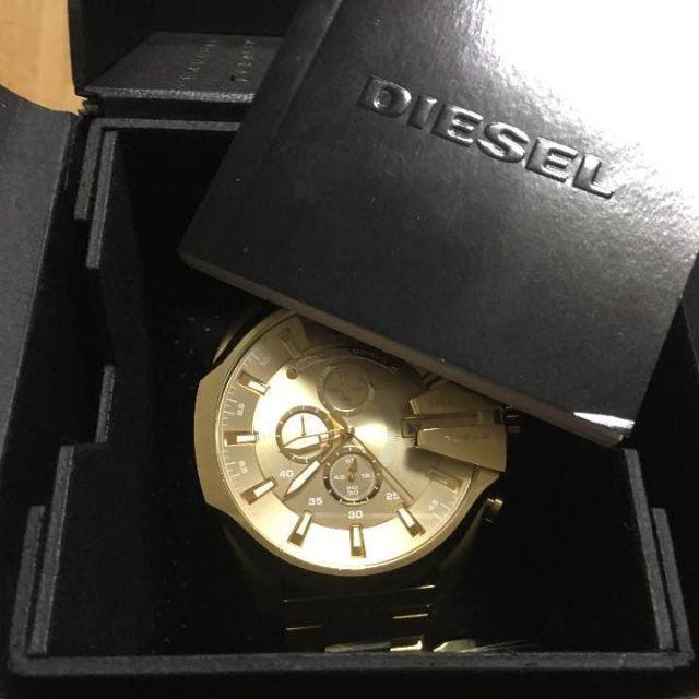 ブランパン 時計 コピー N級品販売 | DIESEL ディーゼル 腕時計 Mega Chief Chronograph の通販 by ヤマだまん's shop|ラクマ