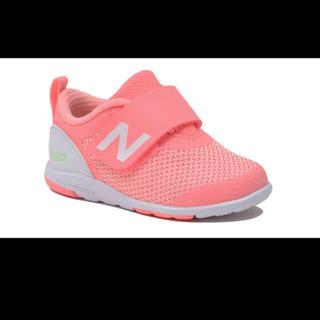 0a4e4ce08f926 ニューバランス(New Balance)のニューバランス ピンク オレンジ 11cm(スニーカー)