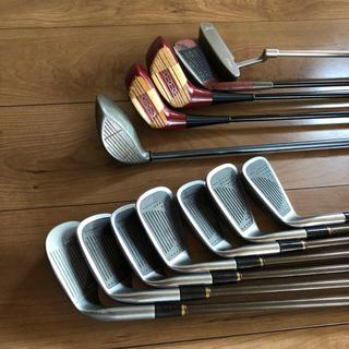キャロウェイゴルフ(Callaway Golf)のレディース ゴルフクラブ 12本セット(クラブ)
