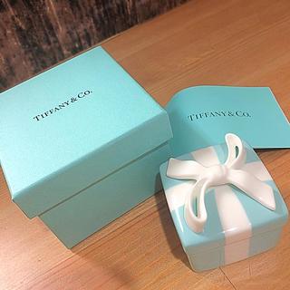 ティファニー(Tiffany & Co.)のTIFFANY&CO (小物入れ)