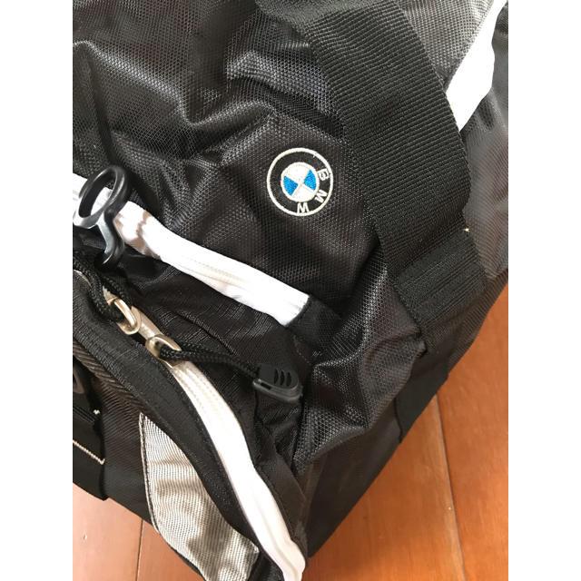 BMW(ビーエムダブリュー)の【未使用】BMWゴルフバック☆スポーツバック スポーツ/アウトドアのゴルフ(バッグ)の商品写真