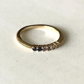 トゥモローランド(TOMORROWLAND)のミロア(miroir)☆天然石☆ピンキーリング2.5(リング(指輪))