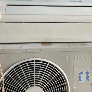 SHARP - SHARPエアコン R410 6畳~10畳 良く冷えます
