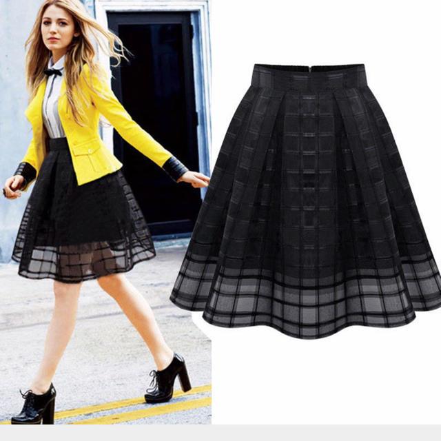 ブラックスカートの通販