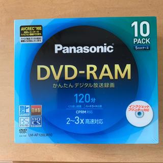 パナソニック(Panasonic)のDVDRAM(DVDレコーダー)