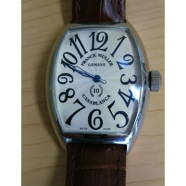 FRANCK MULLER - フランクミュラー*腕時計の通販 by iya967 's shop|フランクミュラーならラクマ