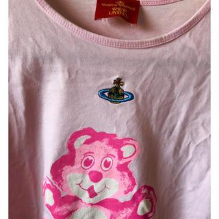 ヴィヴィアンウエストウッド(Vivienne Westwood)のヴィヴィアン Tシャツ くま(Tシャツ(半袖/袖なし))