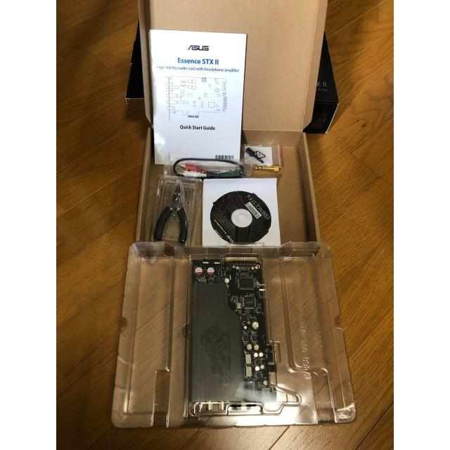 ASUSTek PCI-E Essence STX II 楽器のレコーディング/PA機器(パワーアンプ)の商品写真