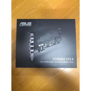 ASUSTek PCI-E Essence STX II(パワーアンプ)