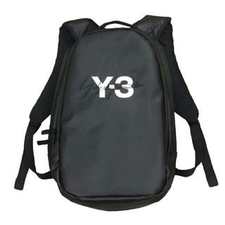 ヨウジヤマモト(Yohji Yamamoto)のY3 バックパック リュック ブラック ウジヤマモト(バッグパック/リュック)