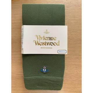 ヴィヴィアンウエストウッド(Vivienne Westwood)の【新品】ヴィヴィアン ウエストウッド 6分丈スパッツ(レギンス/スパッツ)