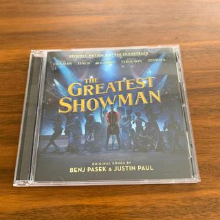 【Cさま】グレイテストショーマン 英語版 CD(映画音楽)