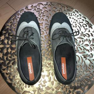 アシックス(asics)のアシックスウォーキングペダラ(ローファー/革靴)